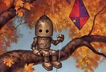 Children's book illustration / by Louise Rosendal von Essen