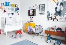Nursery and childrens room / by Louise Rosendal von Essen