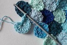Crochet / by Louise Rosendal von Essen