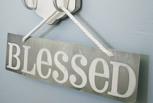 Too Blessed to be Stressed / by Robin Adams