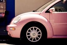 VW Beetle's / by Robin Adams