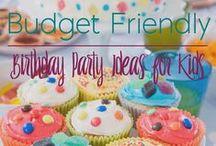 Birthday Party Ideas!