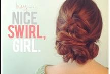 Hairstyles / by Alejandra Reyna