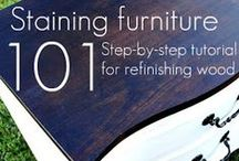 DIY Furniture / by Louise Rosendal von Essen