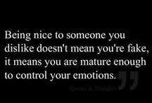 Quotes / by Joyce Warren