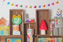 KIDS: rooms and decorating