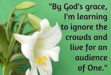 I know my Redeemer lives! / by Joyce Warren