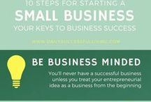Small Business Tips / How to start, manage and run an effective small business.  This board specifically targets small entrepreneurial type posts that highlight the problems and solutions for small business owners.