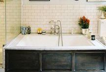 Bathroom remodel / by Erica Graf