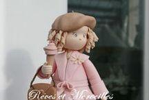 fofuchas / muñecas