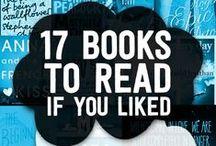 Books / by Louise Rosendal von Essen