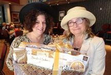 """Hats Contest & Lunch ~ Tuesday, April 7 / Please join West Valley Women on April 7 as we celebrate Spring at our Hats Contest & Lunch sponsored by ROLFS.  Wear your favorite chapeau and participate in our Hats Contest.  Judge Jeffrey Hattrick will present prizes for the best """"It's All About Me, So Beautiful, Vintage, Made by Hand and Judges Choice"""" Hats.  www.westvalleywomen.org"""