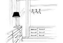 Closet purge - keep it simple