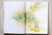 ART: journals & sketchbooks
