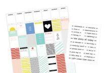 PAPER & SCRAP: digital products