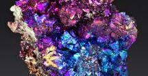 Crystal Palace / Nature's crystals, their properties for health, protection, abundance, spirituality, and balancing chakras.