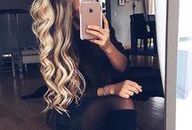 konfi hår?