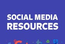 Social Media Resources / Best Social Media Resources you can find | Increase your engagement on Facebook, Instagram or Pinterest.