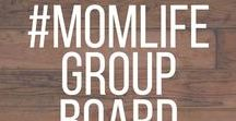 #MomLife - All things parenting / -Everything under the sun, related to mom life & parenting!  - If you want to contribute, just follow this board & my profile.  -Send me an email at mimosamondaymom@gmail.com to join! -Rules : Maximum of 3 pins contributed per day; Must re-pin from this board, as well; ONLY topics regarding #MomLife & parenting.