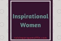 Inspirational Women / Inspirational Women | Great Women | Famous Women | Feminist Role Models | Female Role Models