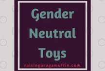 Gender Neutral Toys / Gender Neutral Toys Ideas