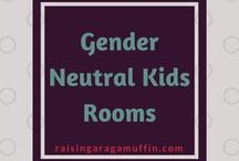 Gender Neutral Kids Rooms / Gender Neutral Kids Rooms