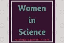 Women in Science / Women in Science | Female Scientists | Inspirational Women