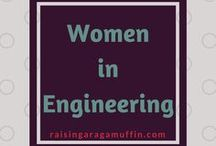 Women in Engineering / Women in Engineering | Women Engineers | Female Engineers