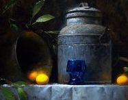 Art - Cheifetz David Andrew Nishita / Contemporary oil painting, ( b. 1981)