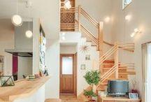 iG 階段 / 【アイジースタイルハウス】の施工事例より