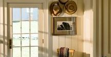 Entryway and hall ideas