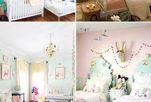 Παιδικό δωμάτιο κοριτσιών