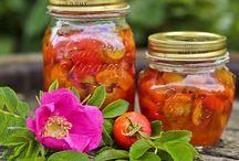 Marmelade / Opskrifter