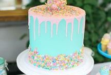 Ice Cream Party Ideas / Tons of ice cream party ideas! Ice cream cakes, ice cream invitations, ice cream party decorations, ice cream party supplies, ice cream recipes, ice cream party favors, projects, tutorials and more!