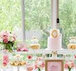 Dessert Tables / Looking for fabulous dessert table ideas for your next birthday, anniversary, bridal shower, baby shower, or any other celebration? Kara's Party Ideas has the best!!