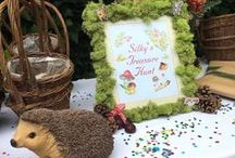 Fairy Birthday Party Ideas / Woodland fairy themed birthday party ideas! All the fairy party ideas, decorations, signs, food, activities, games, cake ideas, and other enchanted fairy party ideas you need!