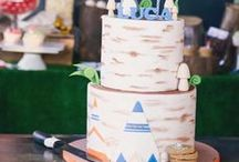 Woodland Birthday Party Ideas / Decorations | Theme | Food | Games | Cake | Favors | Invitation | Table | Printables