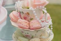 Tea Party Ideas / For Little Girls | Birthday | Food | Decoration | Outfit | Bridal Shower | For Kids | Sandwiches | Games | Alice in Wonderland