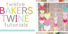 Party Tutorials | DIY / Wreaths | Hair | Pom Poms | Cake Topper | Decorations | Favors | Banner | Games | Food