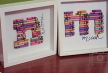 Rainbow or Art Birthday Ideas / Lovely ideas for a rainbow, art or colorful birthday!
