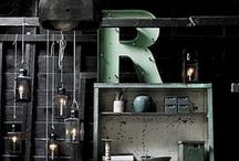 industrial look / by imp 125