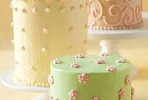 Cakes, Cupcakes / by Karlene Barger Burton