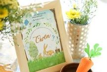 Easter / Spring Party Ideas / For Kids | For Adults | Families | Decoration | DIY | For Teens | Food | School | Outdoor