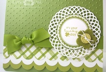 St. Patrick's Day Cards & Crafts / by Carol GoughLust