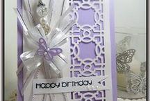 Birthday Cards - 2 / by Carol GoughLust