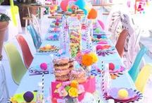 Girl Party Ideas / All the girl themed birthday party ideas you could ever desire! Food, themes, decor, dessert, supplies, tips, tutorials, cakes, cupcakes & more! Girl party ideas galore! See more at karaspartyideas.com