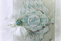 Easter & Spring Cards - 3 / by Carol GoughLust