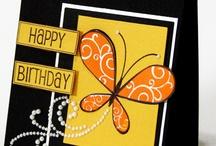 Birthday Cards - 6 / by Carol GoughLust