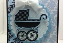 Baby Cards & Crafts - 4 / by Carol GoughLust