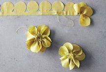 Fabric Flower Garden / by Just Another Family Blog